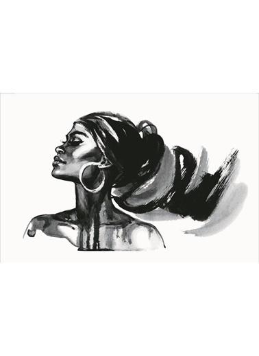 Chic Life Chic Life Dekoratif Kanvas Tablo - 35X50Cm Renkli